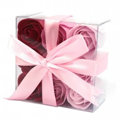 Mydlové Kvety - Ružové Ruže