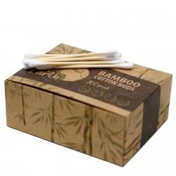 Bambusové vatové tyčinky 200ks