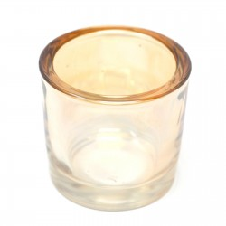 Náhradná sklenená nádoba pre svietniky