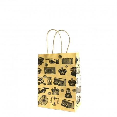Darčeková taška antik malá