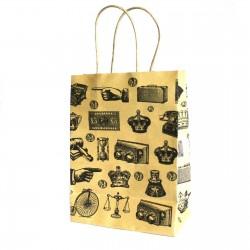 Darčeková taška antik velká