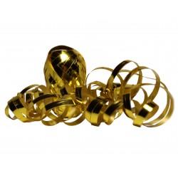 Stuha lesklá - zlatá