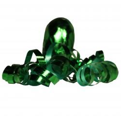 Stuha lesklá - zelená