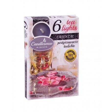 Čajové vonné sviečky (6ks) Orient